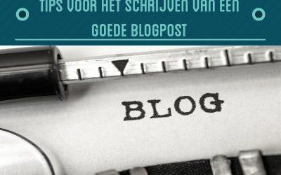 Tips voor het schrijven van een goede blogpost